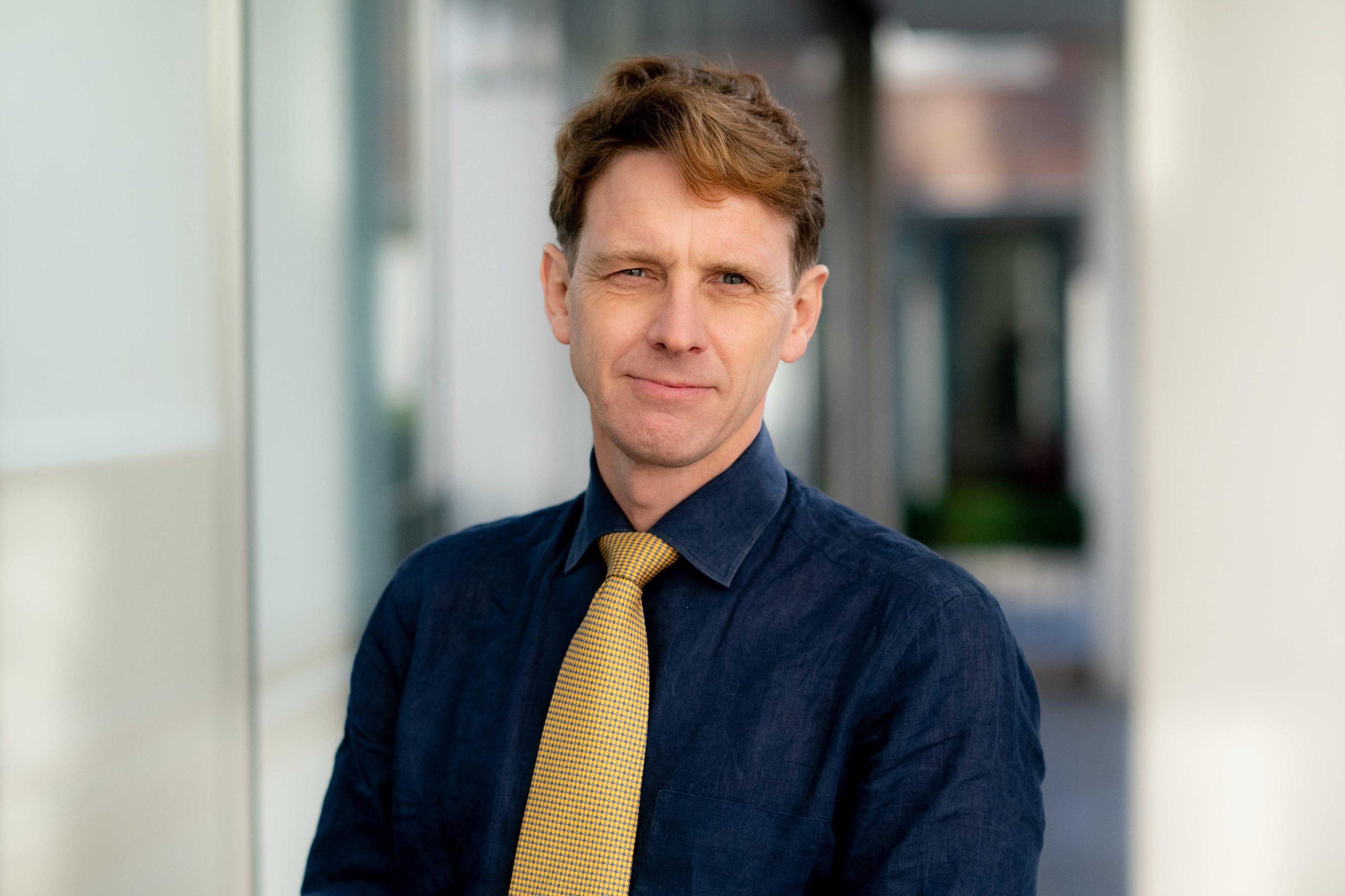 Gavin Fielding, Editorial Director