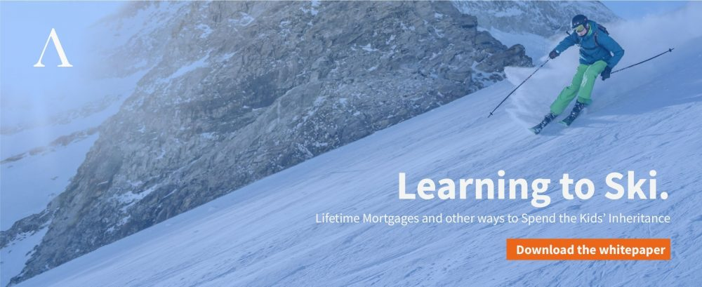 Altus event - Learning to ski - lifetime mortgages